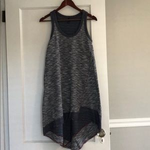 Anthropologie Terrycloth dress